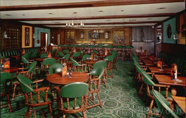 Interior Green Ridge Turkey Farm Restaurant Nashua New Hampshire