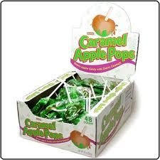 Basically This Right Here Is The Best Candy Ever Made Apple Pop Caramel Apple Pops Caramel Apple Lollipops
