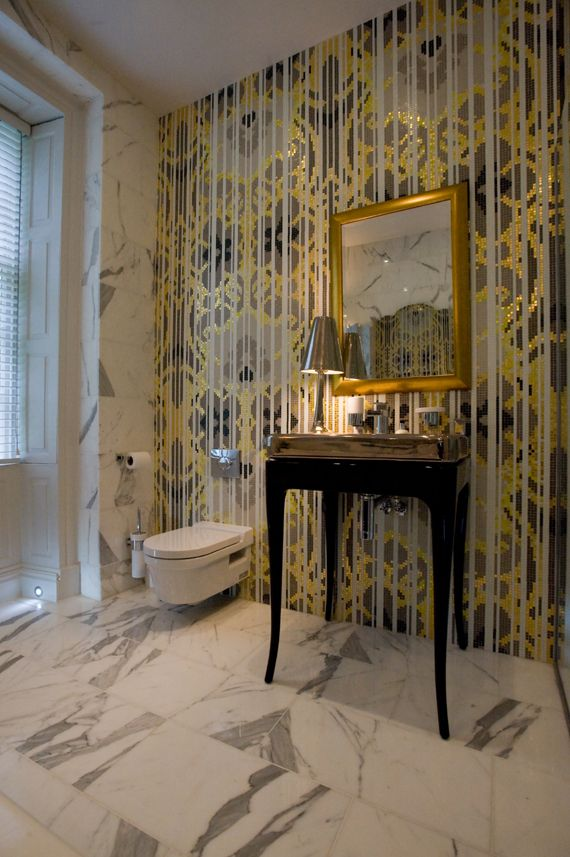 Bisazza hermitage mosaic for the home pinterest for Bisazza bathroom ideas