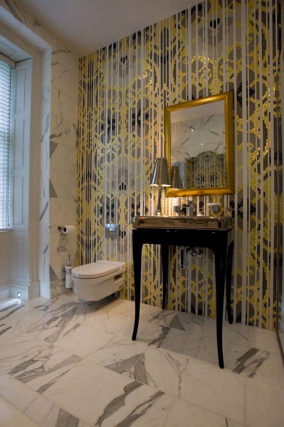 Hermitage, Bisazza mosaic tiles Mosaic Showroom Pinterest