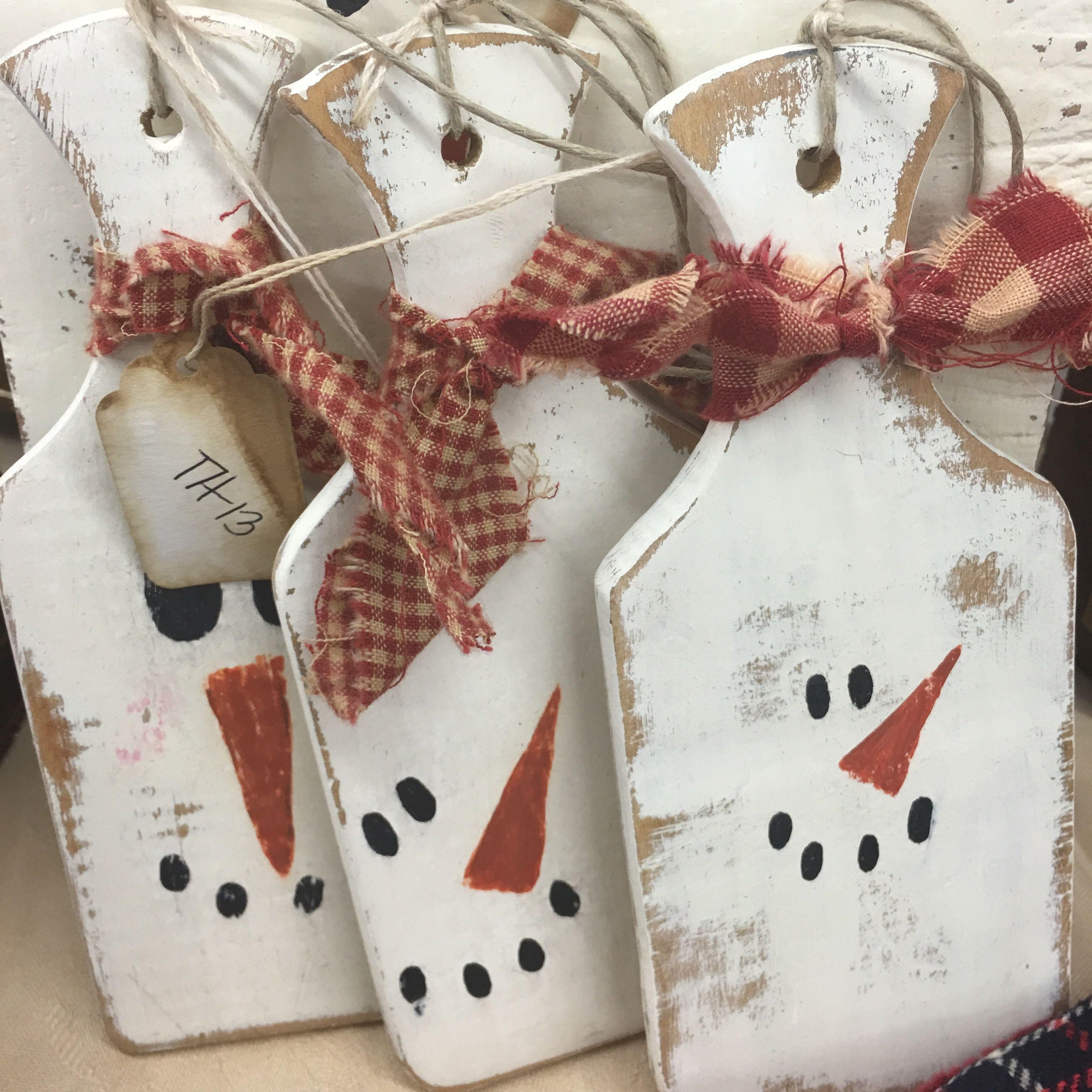 Primitive Snowmen, Snowman, Primitives, Christmas Crafts, Snowmen, Christmas Decorations, Christmas