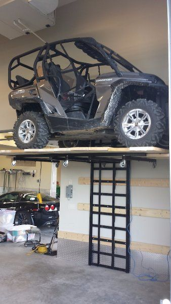 lift ltd mario introduction vehicle the garage edited ultimate lifts quickjack liftmaster home