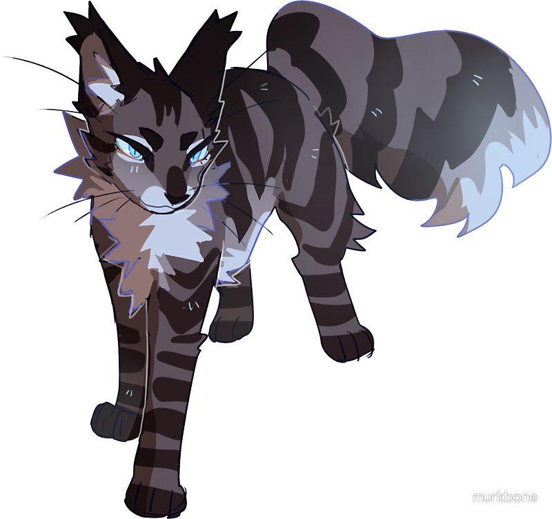 100 Warrior Cats Challenge 28 HAWKFROST Warriors T
