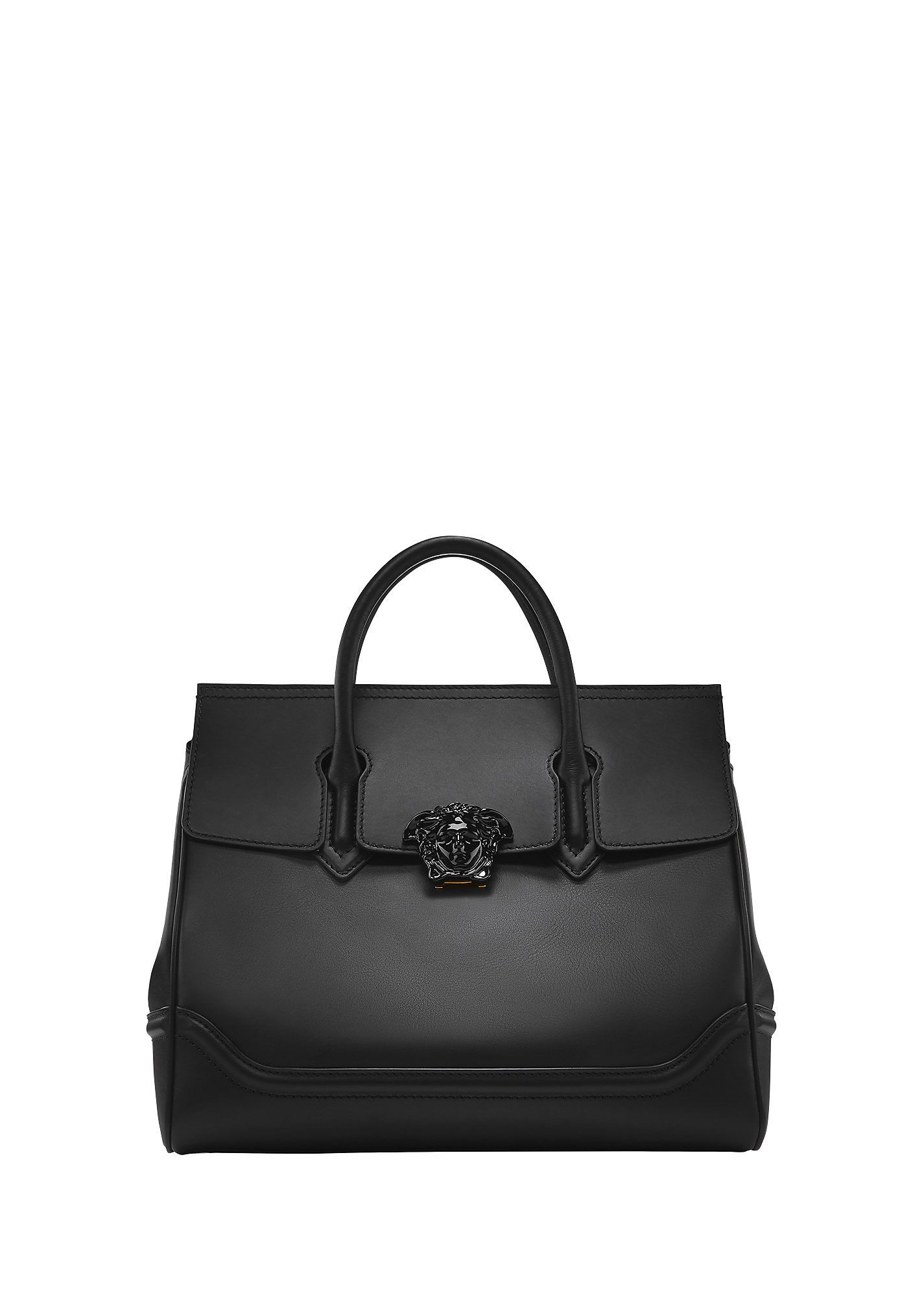 acf2c65a62b7 VERSACE Palazzo Empire Leather Bag.  versace  bags  shoulder bags  hand bags   leather  linen  lining