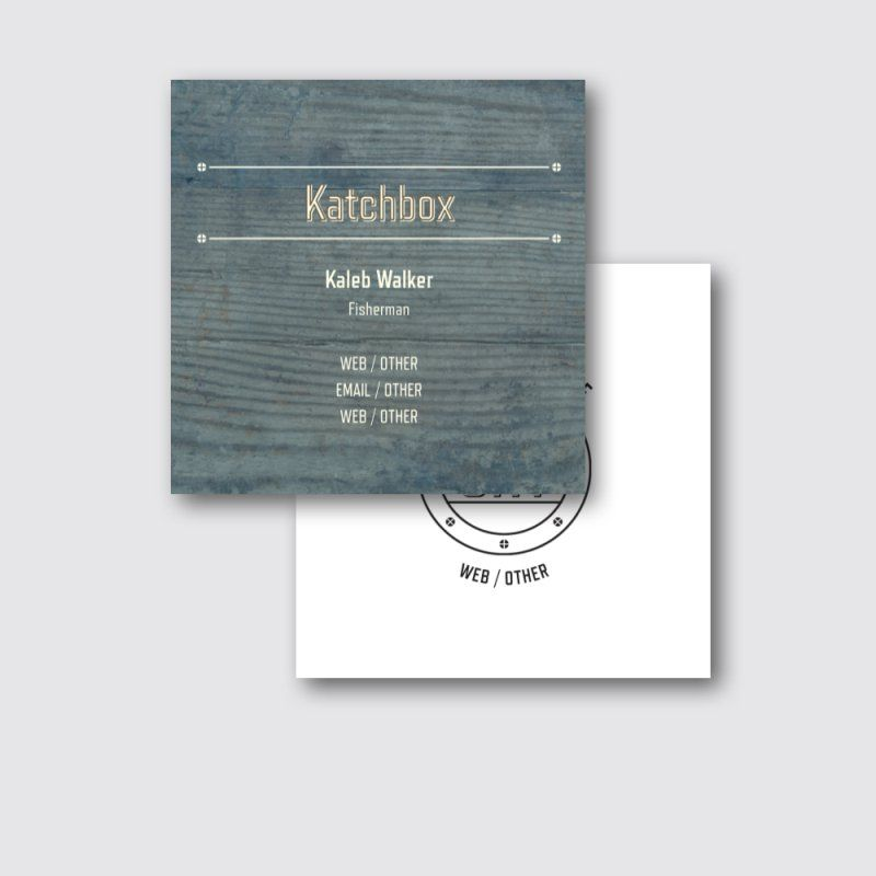Affordable Square business cards, Custom Square business cards ...