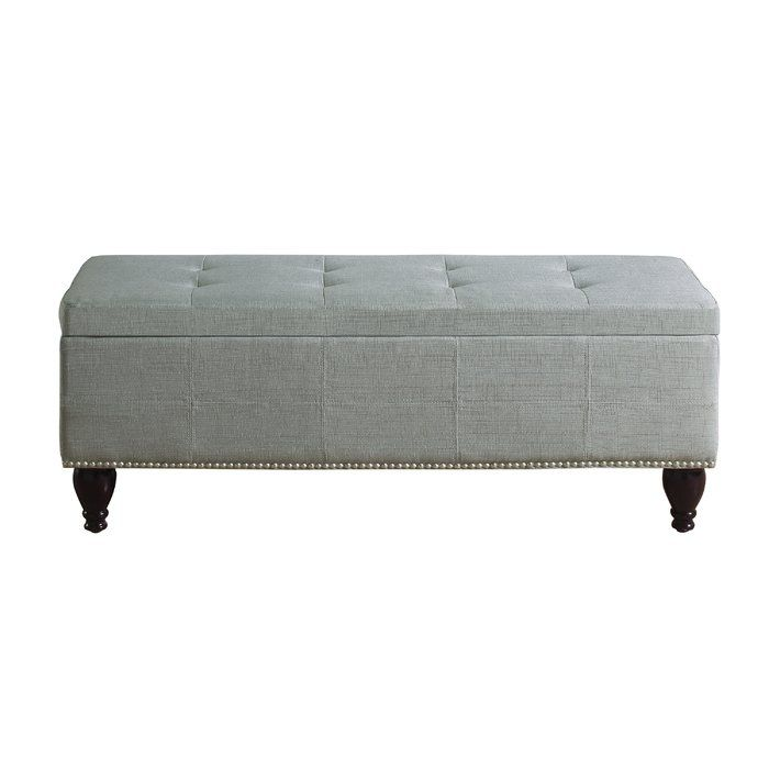 Fine Darrah Upholstered Storage Bench In 2019 Master Bedroom Caraccident5 Cool Chair Designs And Ideas Caraccident5Info