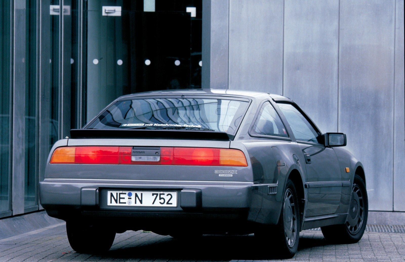 Nissan 300 ZX Turbo 1988