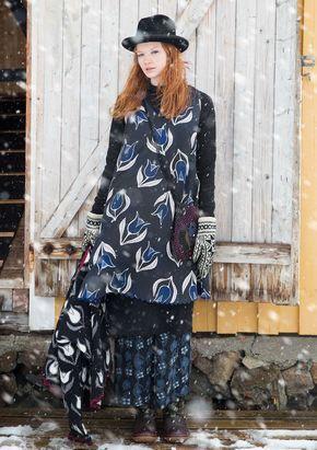 Gudrun Sjoden (mit Bildern) | Gudrun, Modestil, Bunte mode