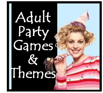 fun adult birthday party games