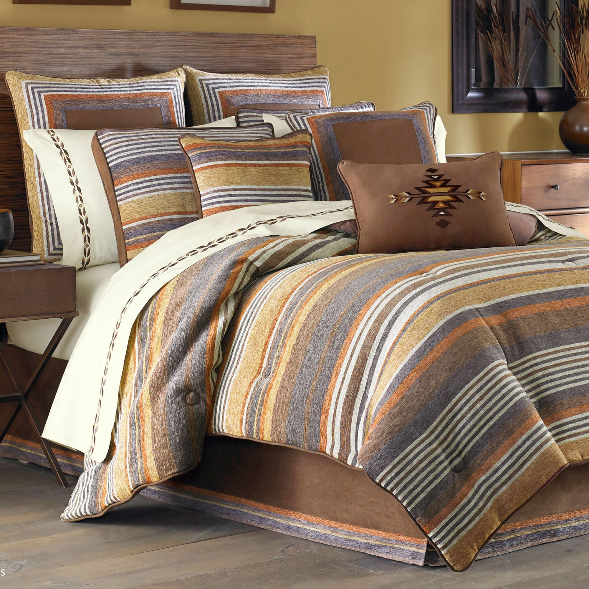 chic ideas comforter floral bathroom espresso dazzling for amazing bedroom rust white design excellent modern home taupe madden and corina cheila piece set