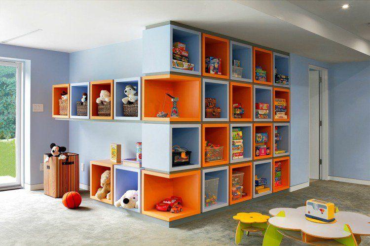 Idees En Images Meuble De Rangement Chambre Enfant Avec Images