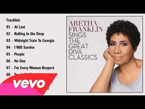 Aretha Franklin Aretha Franklin Sings The Great Diva Classics