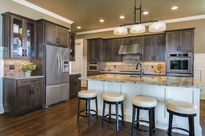 Echelon Storm Cabinets Kitchen