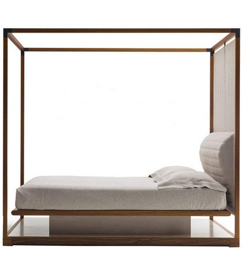 Ira Canopy Bed in 2020 Bed furniture, Modern