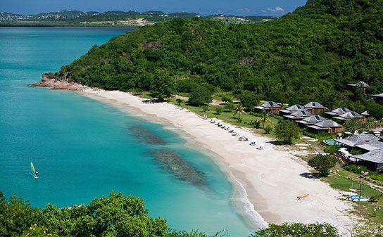 Hermitage bay antigua luxury 5 star resort for vacations