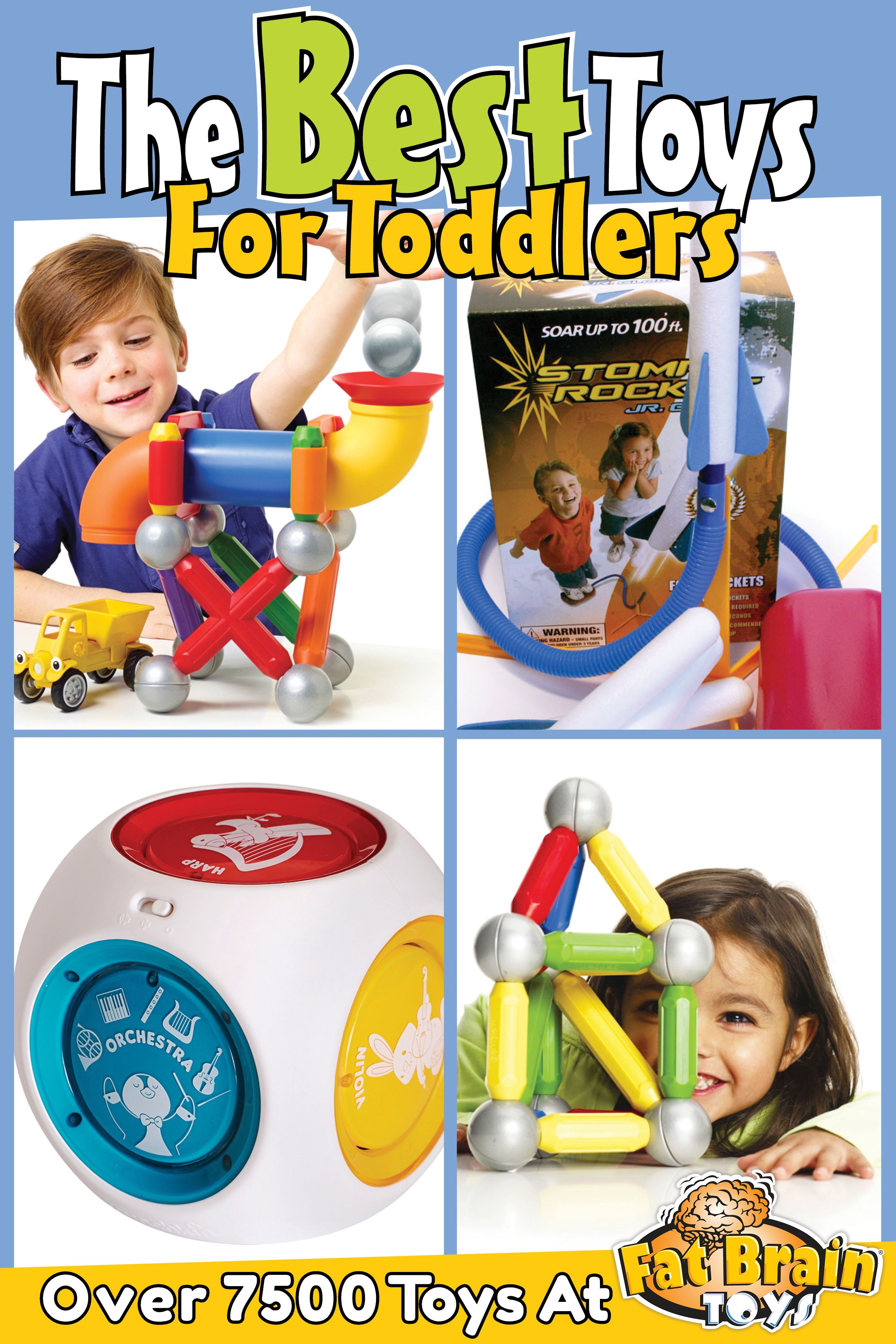 Best Toys for Toddlers! Click here to see the full list of ...