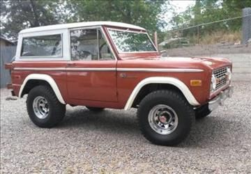 1974 Ford Bronco For Sale In Calabasas Ca Ford Bronco Ford Bronco For Sale Bronco