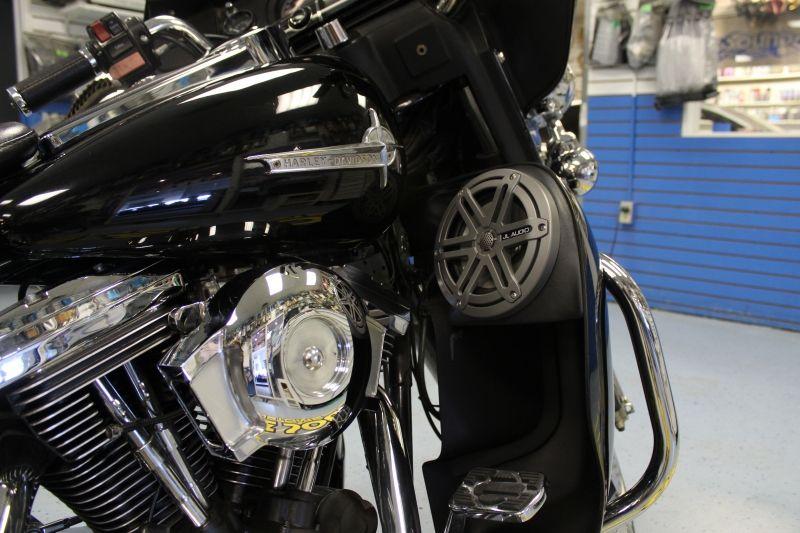 Harley Flht Custom Fairing