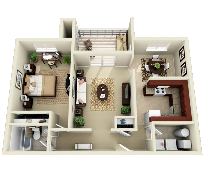 Luxury 1 2 And 3 Bedroom Apartments In Indianapolis In Indianapolis Indiana Apartment Steadfa Modern Bedroom Design Apartment Layout Sims House Plans