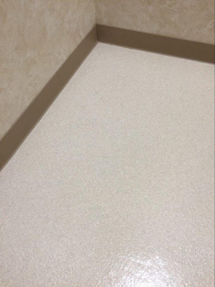 クッションフロア トイレの床 の黒ずみが簡単にキレイに 網戸