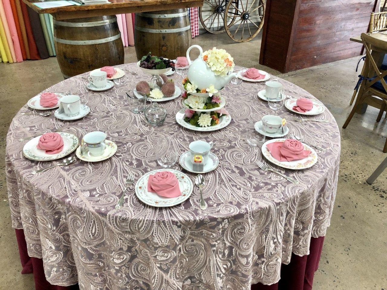 Fun for a tea party and easy diy center pieces tea