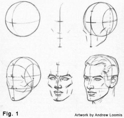 Art By Andrew Loomis Blog Info Https En Wikipedia Org Wiki Andrew Loomis Character Desig Dibujos De Caras Dibujos Figura Humana Dibujo De Figura