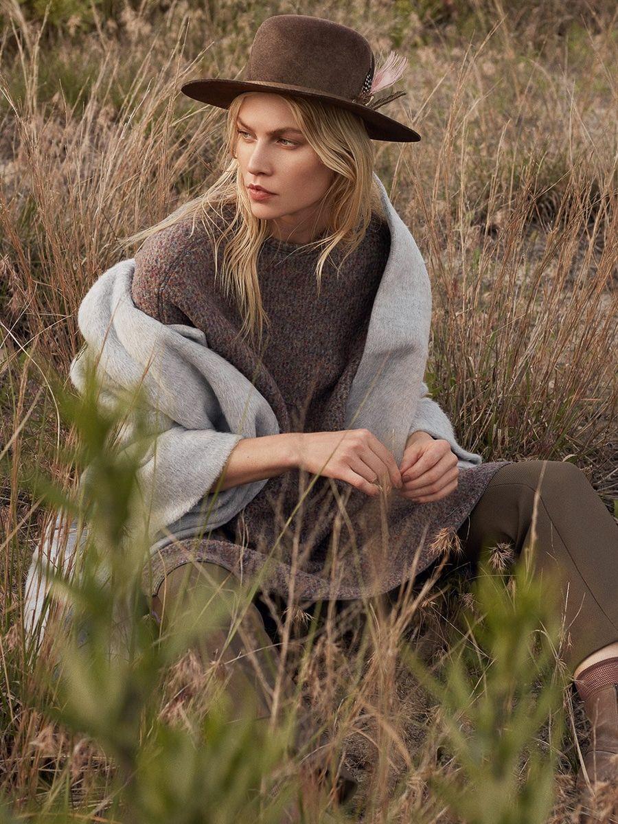 ELLE Serbie octobre 2017 Aline Weber par Greg Swales | Éditoriaux de mode   – Fashion Photography tips