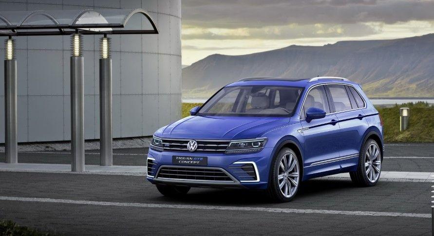 Volkswagen Tiguan Hybrid 2020 Concept And Rumor In 2020 Volkswagen