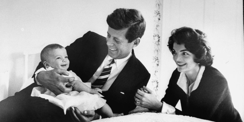 Photos of John F. Kennedy and Jacqueline Kennedy - Photos of the Kennedys Through the Years