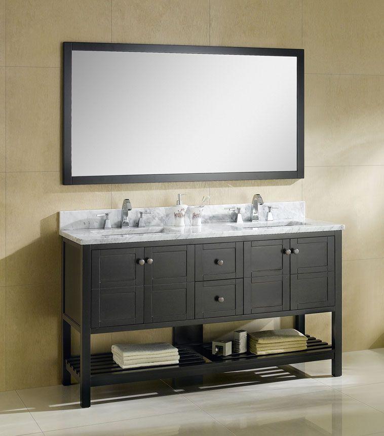 Dowell Bathroom Vanities In Espresso Finish  Best Bathroom Stunning Bathroom Vanities Nj Design Inspiration
