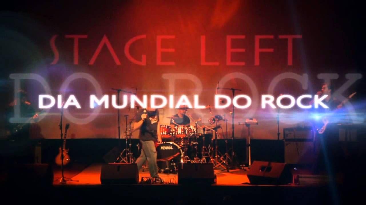 Stage Left Rush Tribute - MIS SP Trailer  gravado no museu da imagem e do som de São Paulo.
