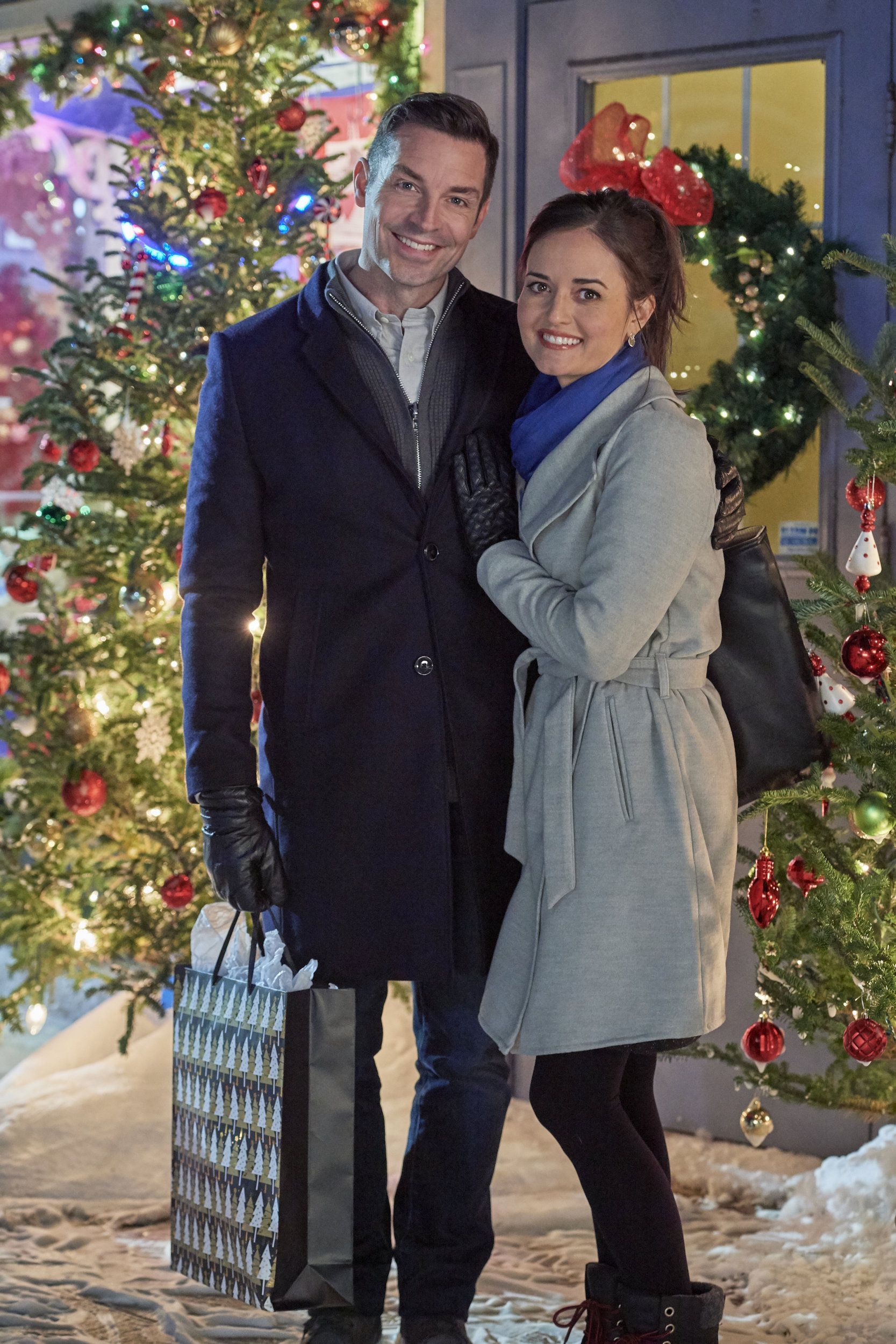 """Check out the photo gallery from the Hallmark Movies & Mysteries Original """"Christmas at Grand ..."""