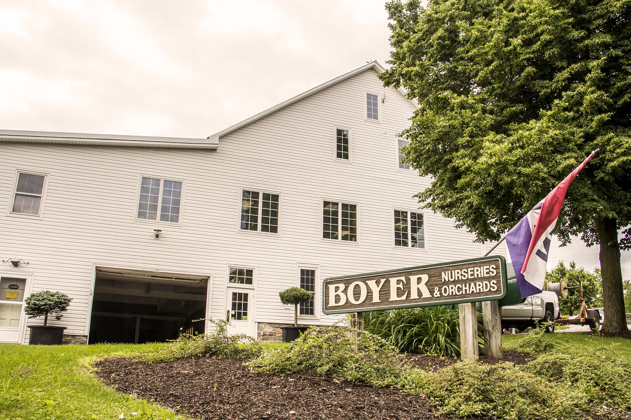 Boyer Nurseries Orchards