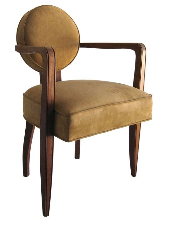Four French Art Deco Arm Chairs Modernism Gallery Deco Chairs Art Deco Chair Art Deco Furniture
