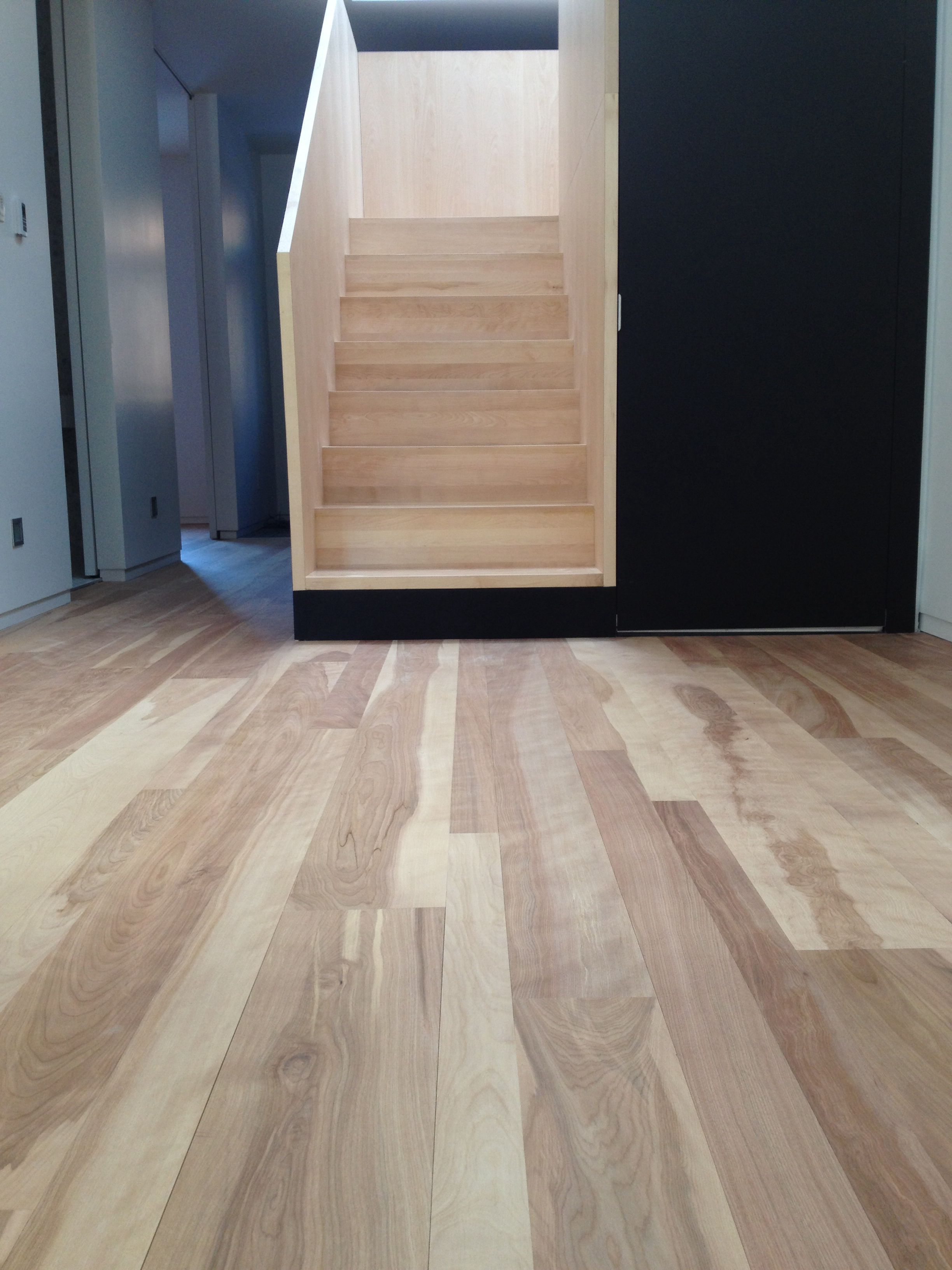 Red Oak Hardwood Floors Stained With Bona Antique Brown Stain Finished With Bona Mega One Waterbor Hardwood Floor Stain Colors Red Oak Floors Wood Floor Colors
