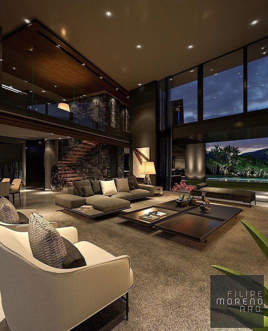 "Photo of Interior Design & Decor on Instagram: ""Contemporary villa by"