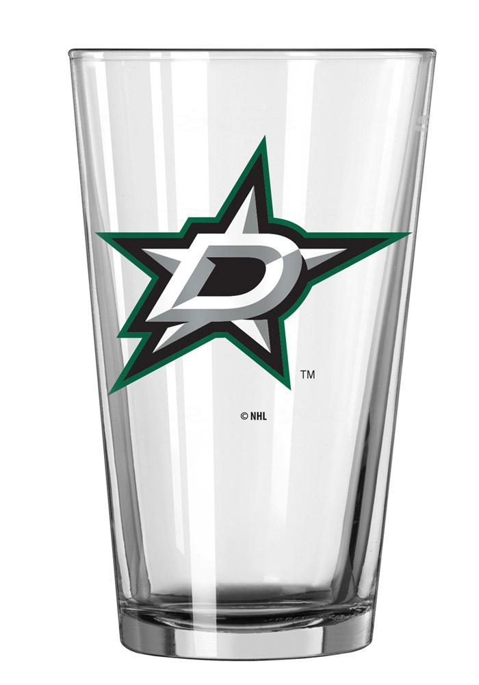 Dallas Stars 16oz Pint Glass 10160771 In 2021 Dallas Stars Pint Glass Dallas Stars Gifts