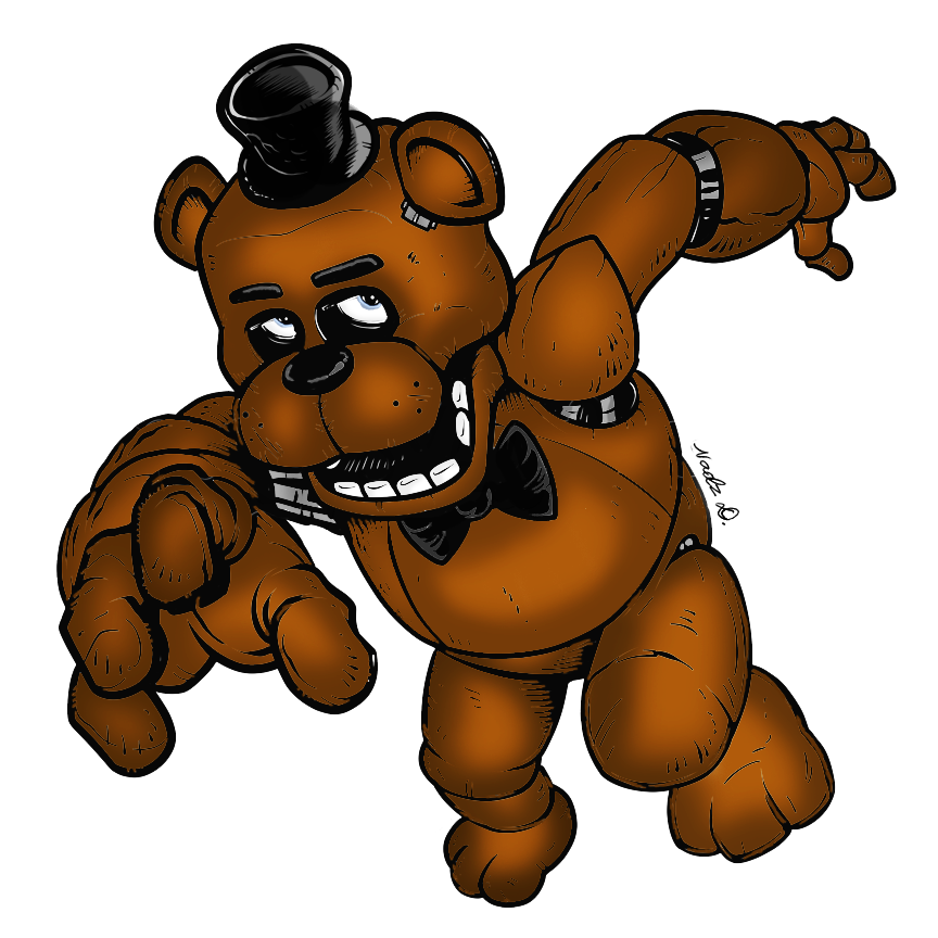 Freddy fazbear five nights at freddy s nadsdeidre five nights at