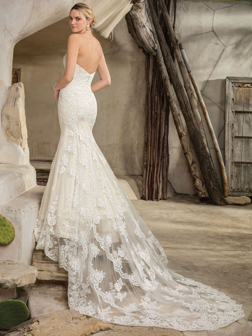 Casablanca Bridal Style 2292 Sedona Mermaid Wedding Dress Wedding Dresses Lace Wedding Dresses