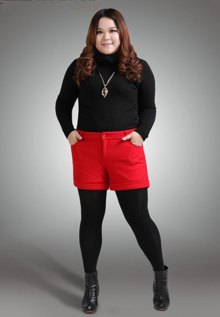 Plus Size Bermuda Board Shorts for Women | Plus Size Fashion 웃 ...