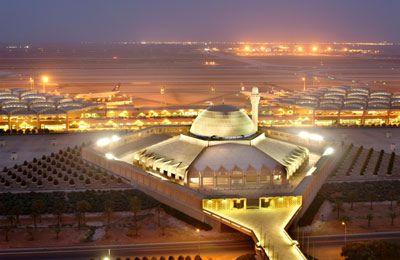 Riyadh International Airport Riyadh City Saudi Arabia Ksa By Life Style Via Flickr