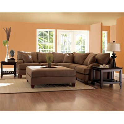 Klaussner Furniture Canyon Sectional