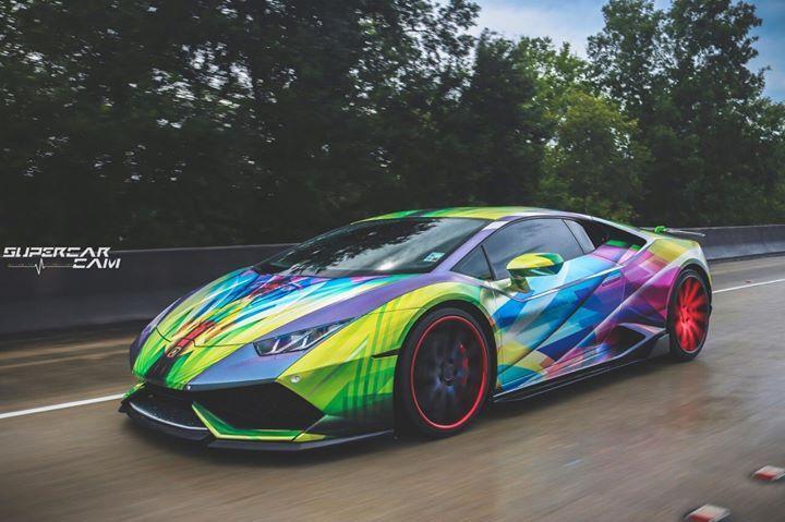 Nice wrap #lamborghini #hypercars #luxury #cars #exoticcars ...