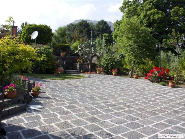 Nice How To Clean Resins From Garden Paving Stones And Other Stone Floor Surfaces