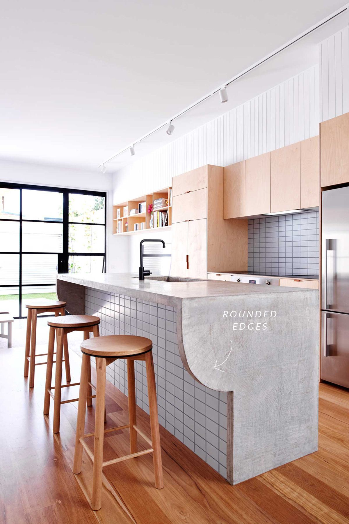 six trends to steal from this modern melbourne home pretty home rh pinterest com