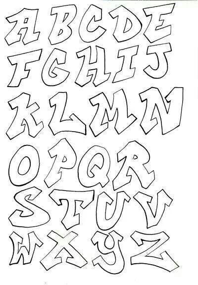 alfabeto cool alphabet letters graffiti alphabet fonts cool letters to draw grafitti alphabet