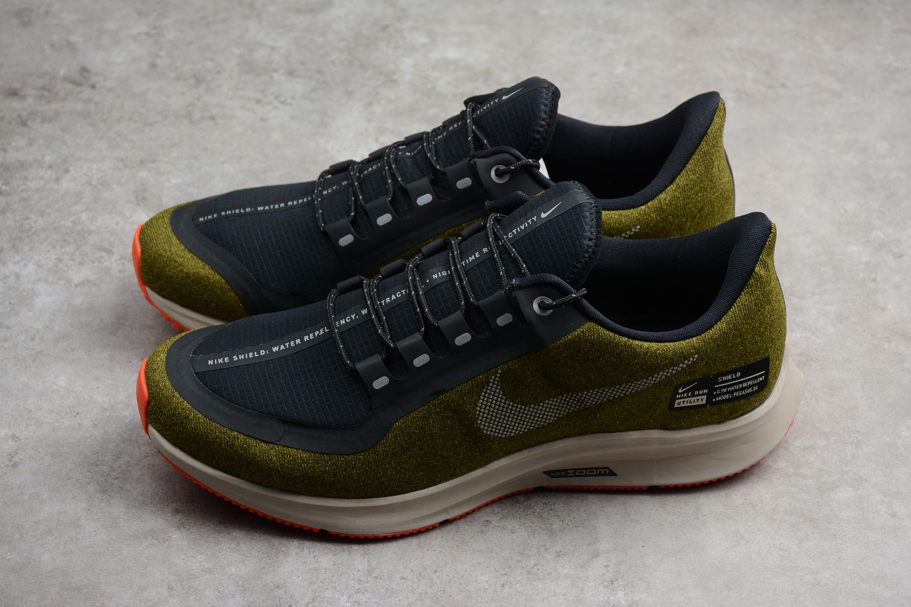 nike air zoom pegasus 35 uomo shield