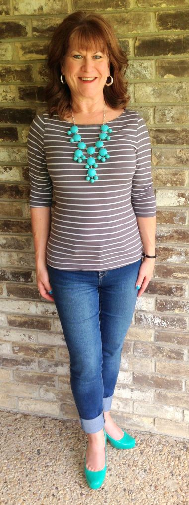 Casual Outfits for Women Over 50   Style Savvy DFW ...