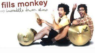 Fills monkey - Deux batteurs délirants