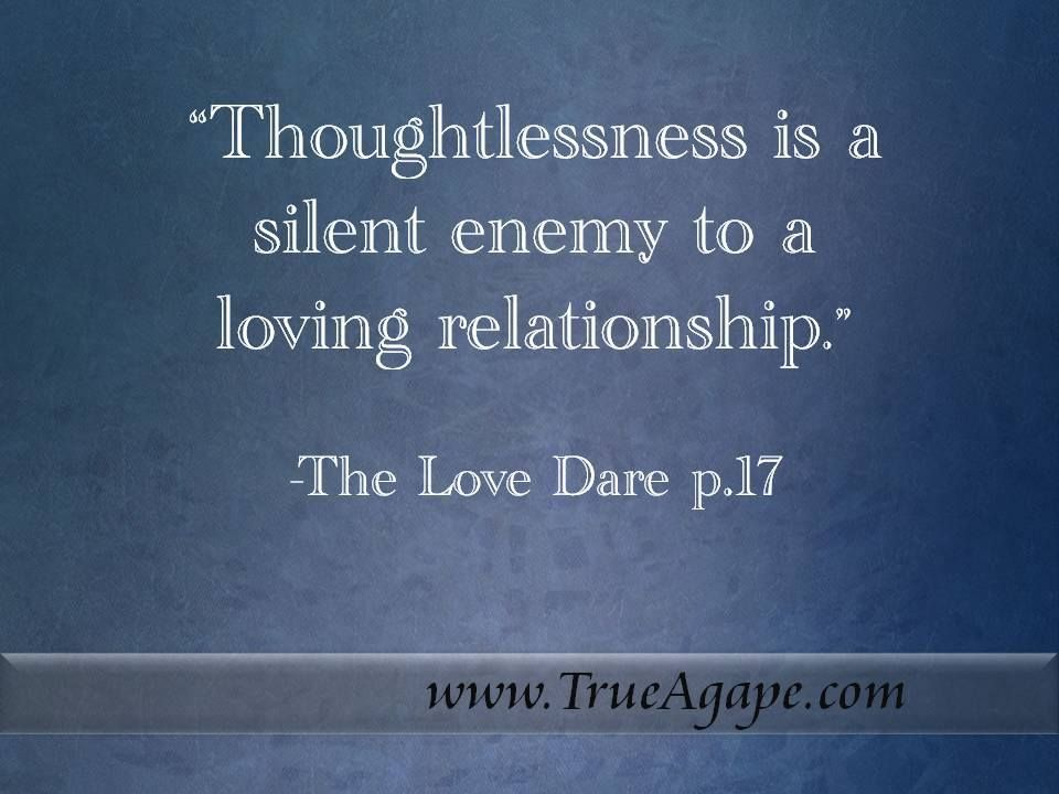 Inspirational Quotes On Marriage The Love Dare
